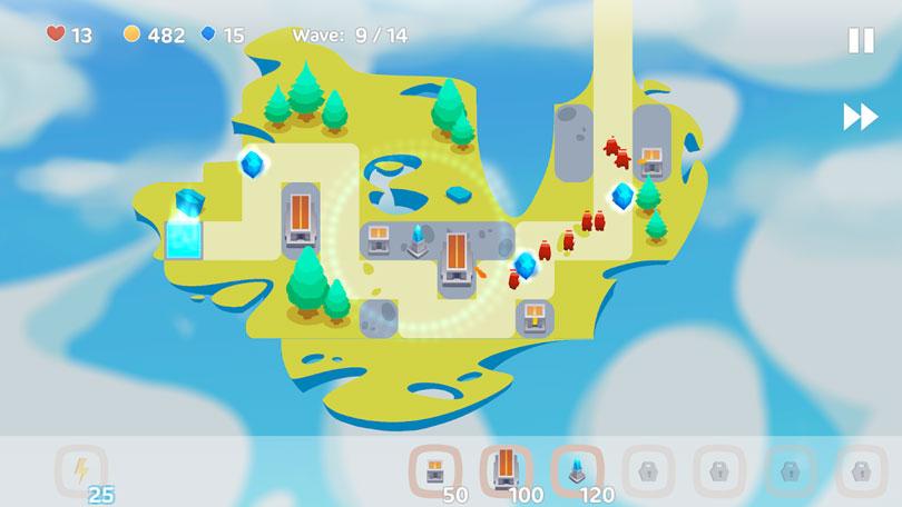 Скачать игры Защита башен на, андроид бесплатно, лучшие игры