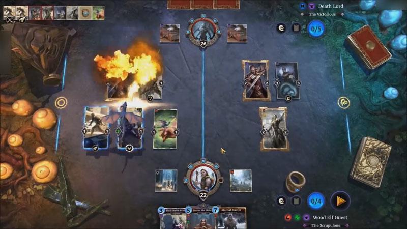 The Elder Scrolls: Legends на андроид