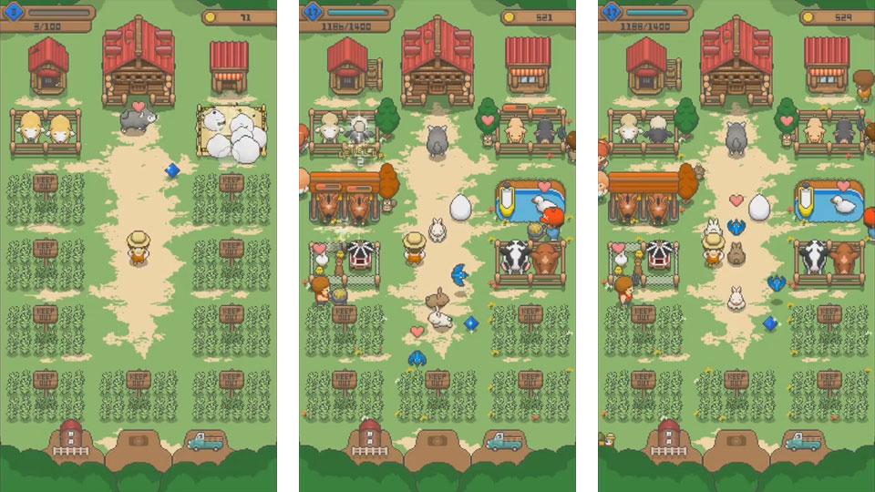 Tiny Pixel Farm скачать