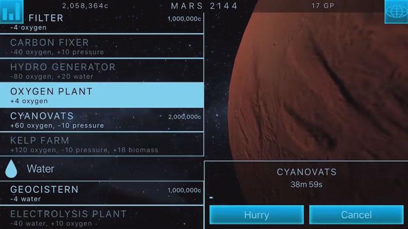 Космические переселенцы - TerraGenesis скачать