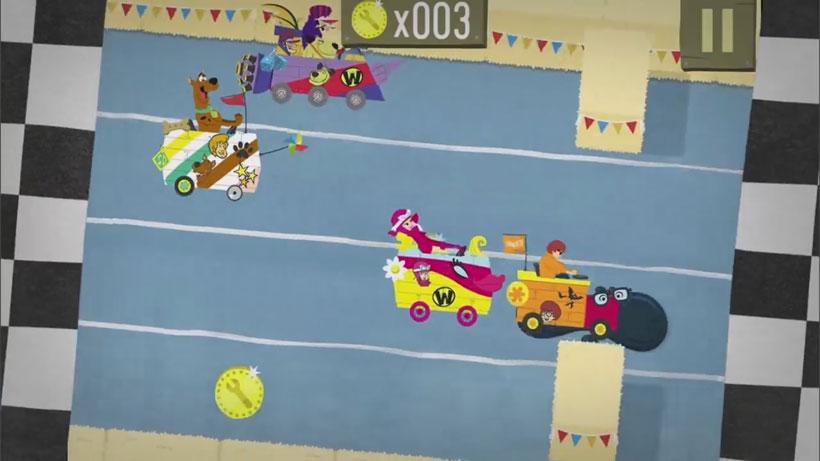 Boomerang: Мультяшные гонки — Гонки со Скуби-Ду скачать