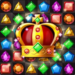 Jewels - головоломки три в ряд с драгоценностями
