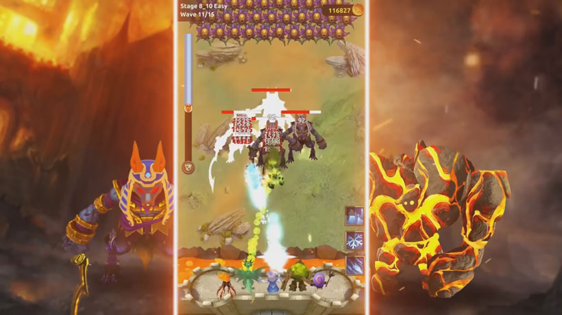 Knight War: Idle Defense скачать