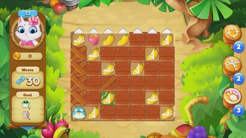 Tropicats: 3 в ряд и головоломки на острове кошек скачать