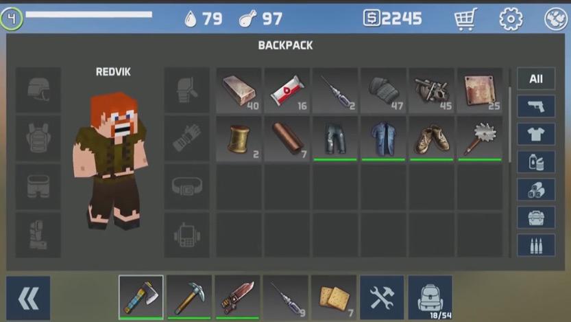 LastCraft Survival на андроид