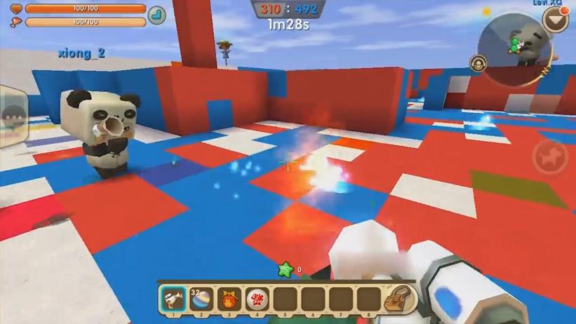 Крутой крафт — Mini World: Block Art скачать
